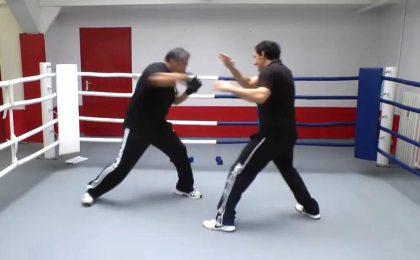 Filipino Boxing Cadena de Mano
